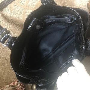 Jessica Simpson Bags - Black Jessica Simpson over the shoulder hobo bag